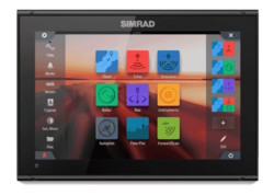 Simrad GO12 XSE s TotalScan Transducer