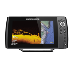 Humminbird HELIX 10 CHIRP MEGA DI GPS G3N + Ethernet&Bluetooth + MEGA Down Imaging +