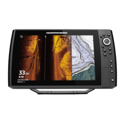 Humminbird HELIX 12 CHIRP MEGA SI GPS G3N + Ethernet&Bluetooth + MEGA Side Imaging +